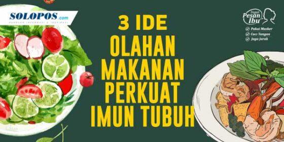 Infografis Makanan Perkuat Imun (Solopos/Whisnupaksa)