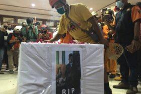 Viral! Anggota DPRD Bantul Sebut Pemakaman Covid Seperti Ngubur Anjing
