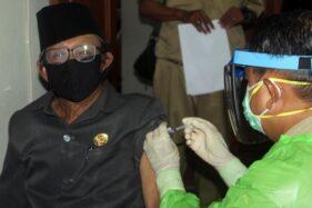 DKK Sragen Ingatkan Vaksinasi Tak Cegah Penularan