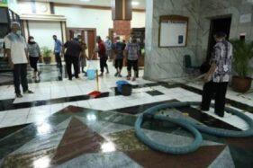 Gubernur Jateng, Ganjar Pranowo, banjir Semarang, Pemprov Jateng