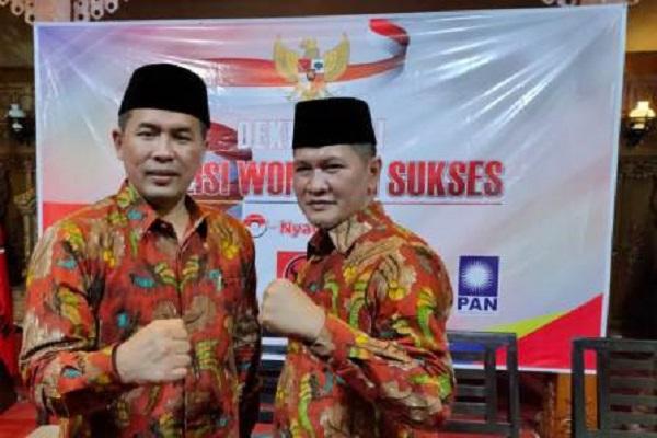 Joko Sutopo Tegaskan Wakil Bupati Wonogiri Bukan Ban Serep