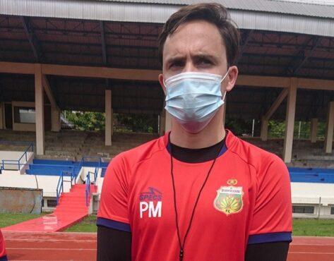 Pelatih Bhayangkara Solo FC, Paul Munster (Solopos.com/Chrisna Chanis Cara)