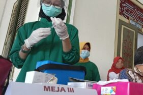 Vaksinasi Guru Boyolali, Isyarat Pembelajaran Tatap Muka?