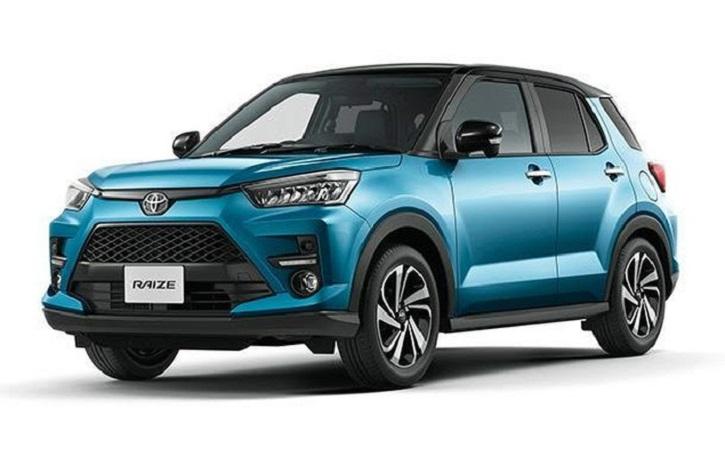Toyota Raize Segera Masuk Indonesia Diprediksi Rp200 Jutaan