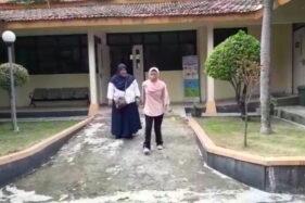 Kisah Alfia 20 Tahun Pengkor, Kini Bisa Berjalan Normal Setelah Direhabilitasi di Balai Besar Disabilitas Soeharso Solo