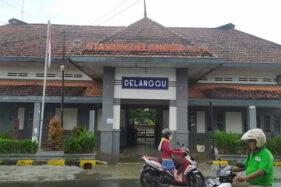 Ditutup Sejak 2011, Stasiun Delanggu Dibuka Lagi Berkat KRL Jogja-Solo