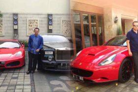 Bongkar Isi Garasi Ketua Umum IMI: Punya 13 Kendaraan Seharga Rp18,5 Miliar