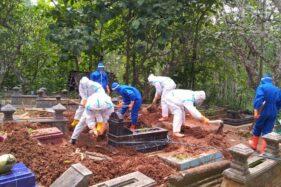 Cetak Rekor Lagi! Satu Hari, Ada 40 Pemakaman Prokes Covid-19 di Wonogiri