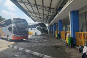 Jateng di Rumah Saja, Bagaimana Pelayanan di Terminal Wonogiri?