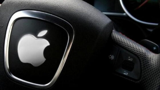 Ilustrasi Apple car. (detik.com)