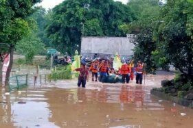 Banjir Daleman Surut, BPBD Karanganyar Tarik Status Bencana di Lokasi