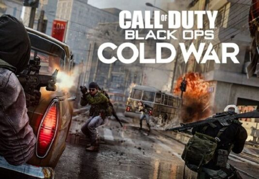Poster game Call of Duty Black Ops Cold War. (Istimewa)