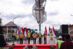 Flyover Purwosari Resmi Dibuka Jadi Kenangan Terindah untuk Wali Kota Solo