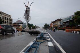 Flyover Purwosari Solo Batal Diresmikan Besok Padahal Tenda Sudah Dipasang, Ada Apa?