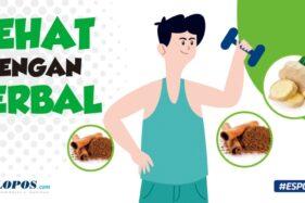 Bahan Herbal Bikin Sehat