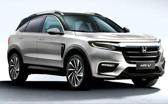 Honda HR-V 2021. (Istimewa/Honda)