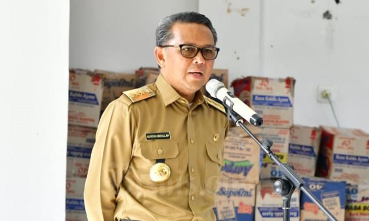 Gubernur Sulsel Nurdin Abdullah (Bisnis.com)