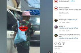 Viral Video Mirip Pak Tarno Lagi Jalan Kaki, Dikira Bangkrut