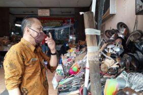 Pedagang Pasar Gede Solo Harap-Harap Cemas Jelang Vaksinasi Covid-19