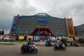 Megah, Ini Penampakan Pasar Legi Ponorogo Usai Dibangun Senilai Rp133 Miliar