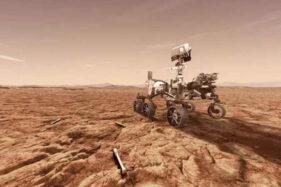 Tanda Kehidupan di Mars Mulai Diburu Perseverance