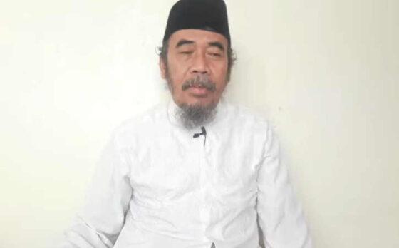 Budayawan Supriyanto G.S. atau yang karib disapa Prie GS. (Tangkapan layar Youtube)