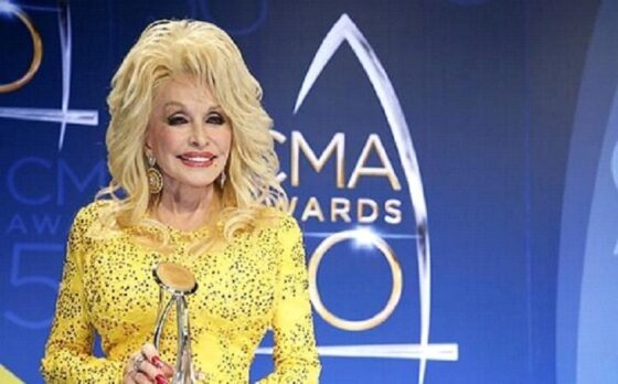 Dolly Parton. (Reuters/Jamie Gilliam)