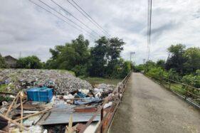 Ih... Jorok! Sampah Dibuang Sembarangan Di Sukoharjo Capai 25 Ton Per Hari