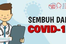 Sembuh dari Covid-19, 3M Jangan Sampai Kendor!