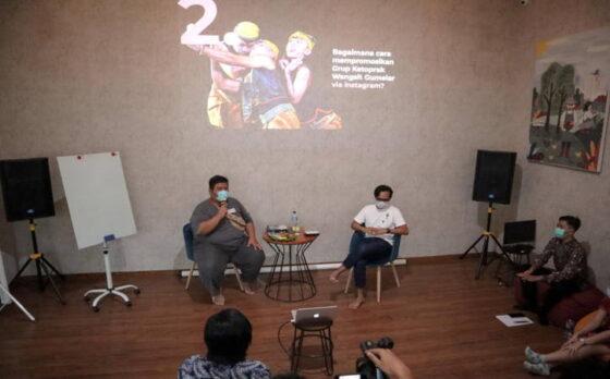 Dukung Rembang sebagai Kabupaten Kreatif, Semen Gresik Creative Corner Perkuat Sinergi Antarkomunitas