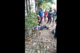 Pria Tergeletak Di Jalur Pedestrian Simpang Ngemplak Solo Dikira Meninggal, Ternyata...