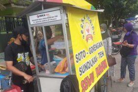 Kakak Beradik Madiun Buka Warung Soto Murmer Rp1.000, Alasannya Bikin Terenyuh