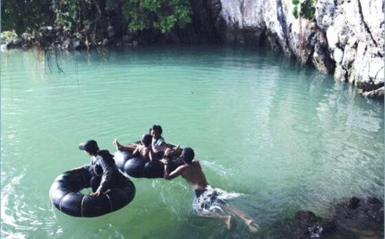 Sungai Tamborasi, sungai terpendek di dunia ada di Sulawesi Tenggara (indonesia.go.id)
