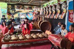 Balai Bahasa Jateng Revitalisasi Wayang Othok Obrol Wonosobo