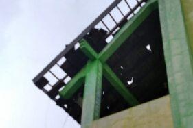 Diterjang Angin Kencang, Atap Rumah dan Sekolah di Grobogan Rusak