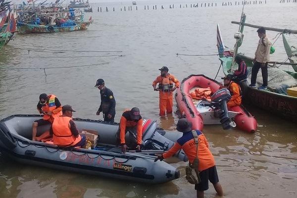 Nelayan Majalengka Hilang Ditelan Ombak di Perairan Pati