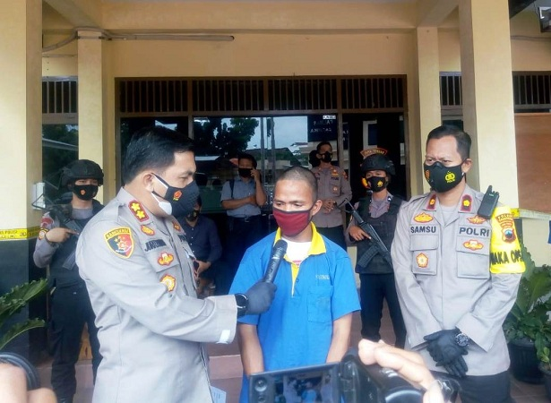 Bakul Bakso Asal Sragen Ditangkap Polisi Gegara Curi Motor Mini
