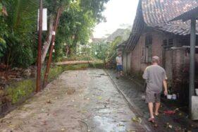 Hujan Es Guyur Sleman Kemarin, BMKG: Masih Mungkin Terjadi Hingga April