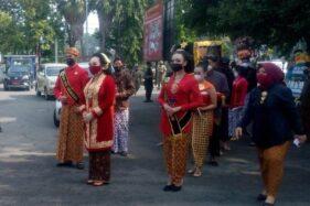 HUT Grobogan, Pandemi Membatasi Tradisi Boyong Grobog
