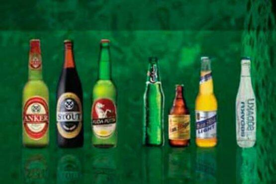 Minuman keras produk PT Delta Djakarta. (Bisnis)
