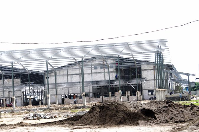 Pabrik Garmen Baru Dibangun Di Sragen, Butuh 1.000 Tenaga Kerja