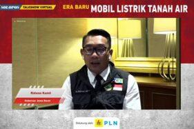 10 Berita Terpopuler : Tantangan Mobil Listrik Ridwan Kamil - Bupati Wonogiri Kena Bully