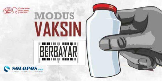 Infografis Vaksin Berbayar (Solopos/Whisnupaksa)