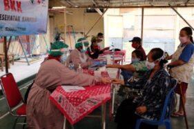 Sukarelawan Sibat Turun Tangan Jaga Kesehatan Warga Lansia Solo