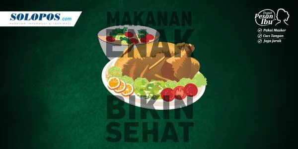 Makan Enak Bikin Sehat