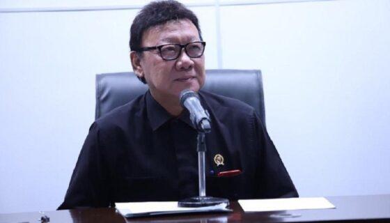 Menpan RB Tjahjo Kumolo (Dok. Kementerian PANRB)