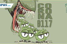 Gejala Infeksi Virus Corona B117