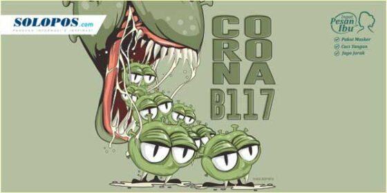 Infografis Corona B117 (solopos/Whisnupaksa)
