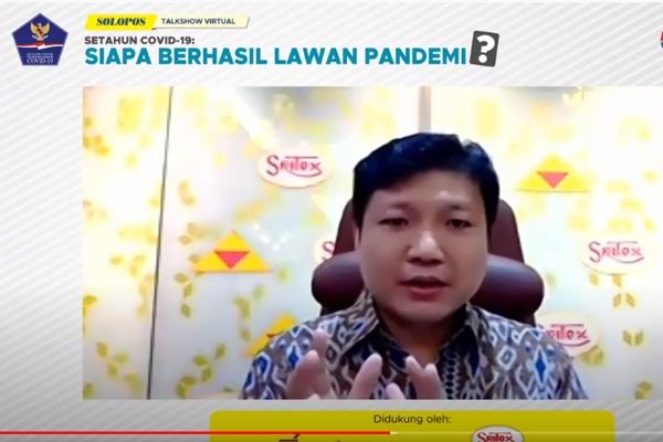 Bos Sritex Iwan Lukminto Lolos dari Jerat PKPU Seusai Gugatan QNB Ditolak PN Semarang