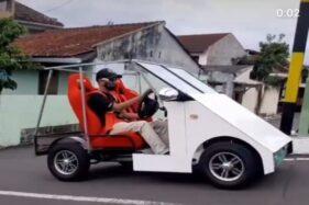 Perusahaan di Jogja Ini Layani Custom Kendaraan Listrik, Harga Mulai Rp15 Juta Lho!